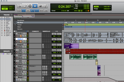 Final mix of promo #1