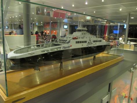 Ferry! :)