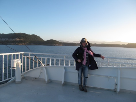 I like the ferry :)