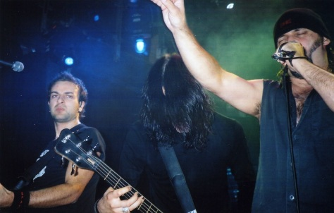 Blaze Bayley band 2004