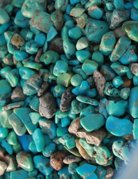 Beautiful Turquoise- - attracts love, protects from harm & gives the wearer the ability to see into the future